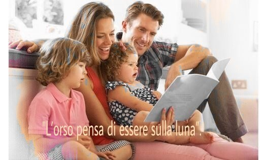 Incontri di lettura dialogica per genitori