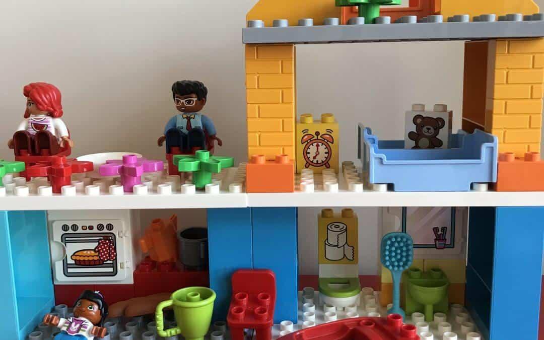 Club LEGO® Therapy: una terapia divertente per bambini da 7 a 11 anni